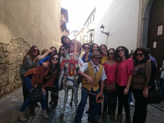 despedidas de soltero turismo multa