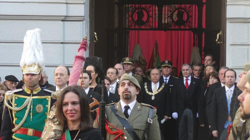 Toma de Granada 2015