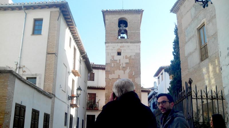 Alminar, Iglesia de San José, GranadaiMedia