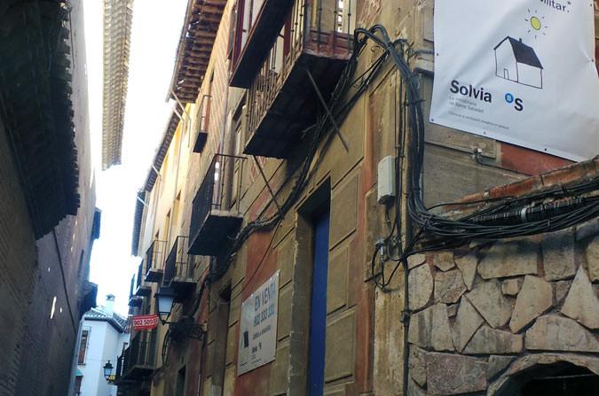 edificios en venta Santa Ana Albaicín
