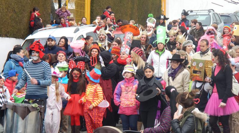 carnaval 2015 casería de montijo granada