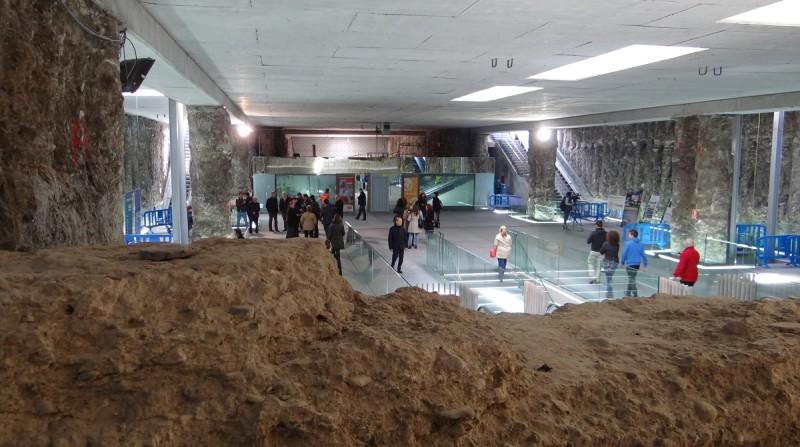 estación de metro alcázar genil