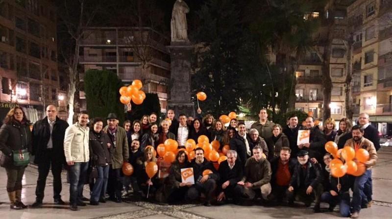 elecciones andaluzas 2015 ciudadanos granada