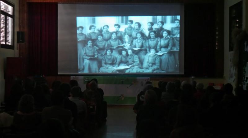colegio Gómez Moreno maestras de la República