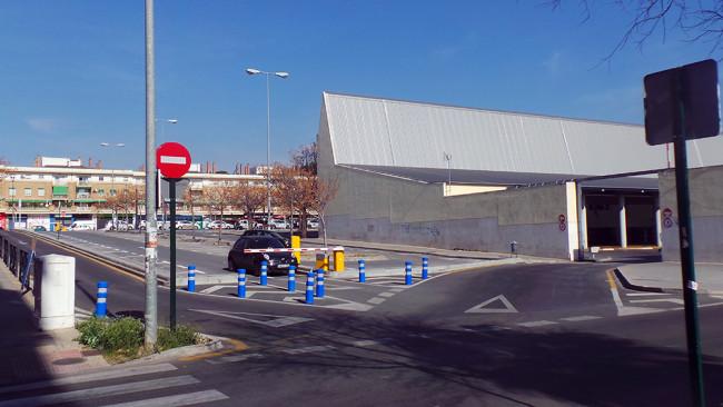 parking estacion de autobuses