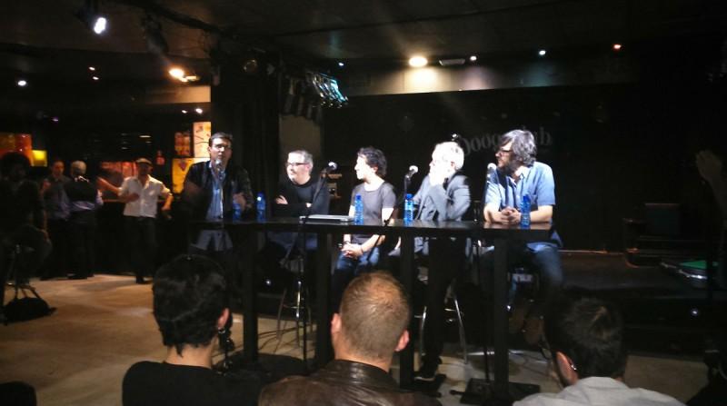 Paco Cuenca-debate músicos