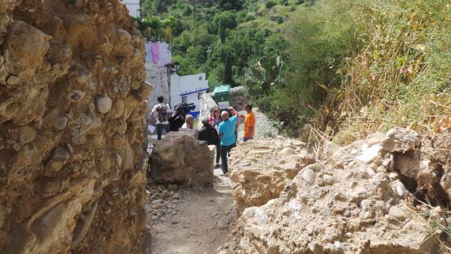 Museo Cuevas del Sacromonte, Barranco de los Negros