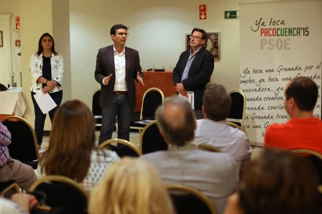 Paco Cuenca elecciones municipales 2015