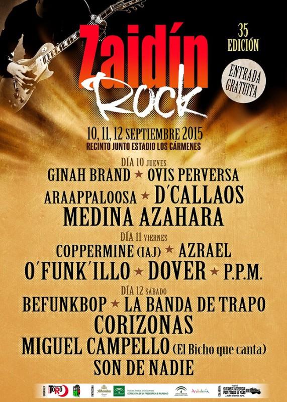 festival zaidin rock