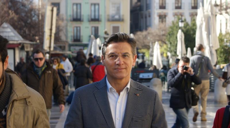 Ciudadanos Granada, pacto de gobierno Granada