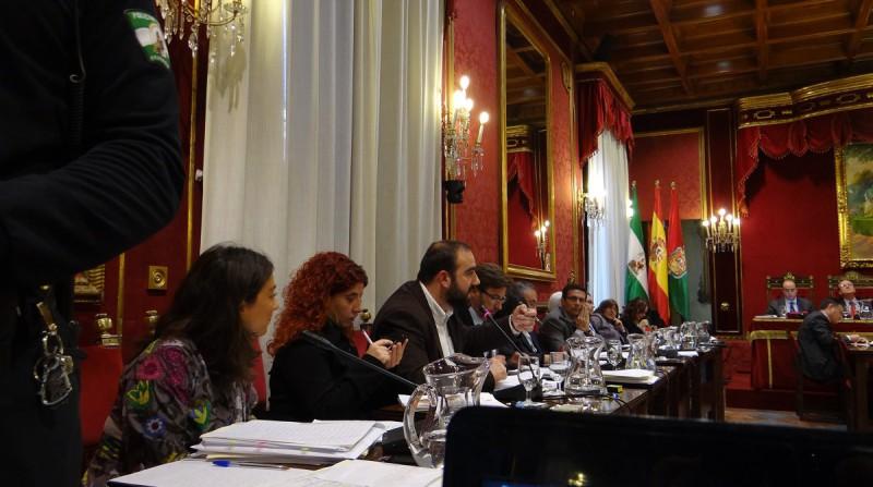 modificación del rom pleno ayuntamiento de granada
