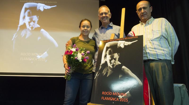 Rocío Molina, flamenco, IES Albayzín