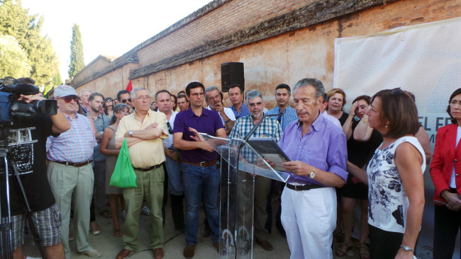 Victimas del franquismo cementerio de Granada
