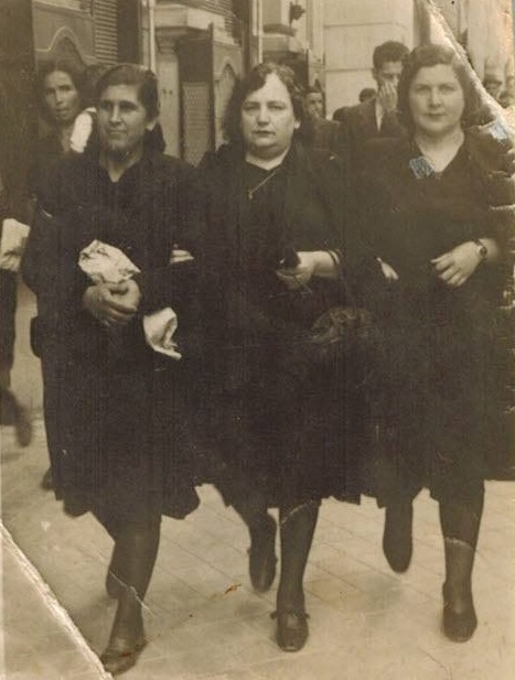franquismo, mujeres represaliadas