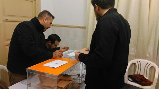 elecciones generales 2015 Granada
