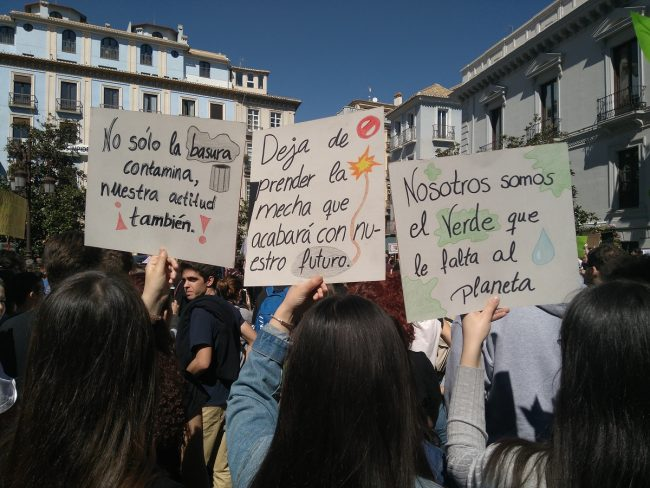 #FridaysForFuture Granada