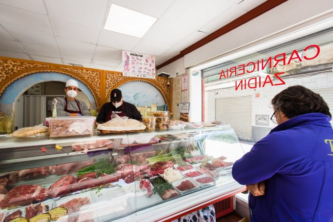Carnicería Halal Zaidín