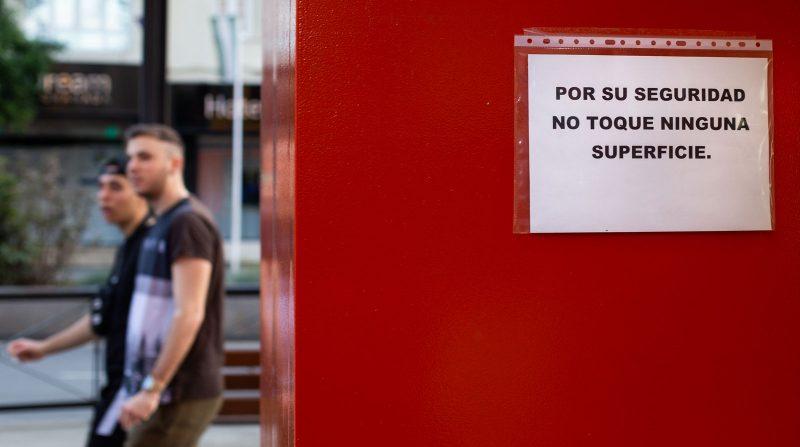 prevalencia del coronavirus en Granada foto: Lucía Rivas