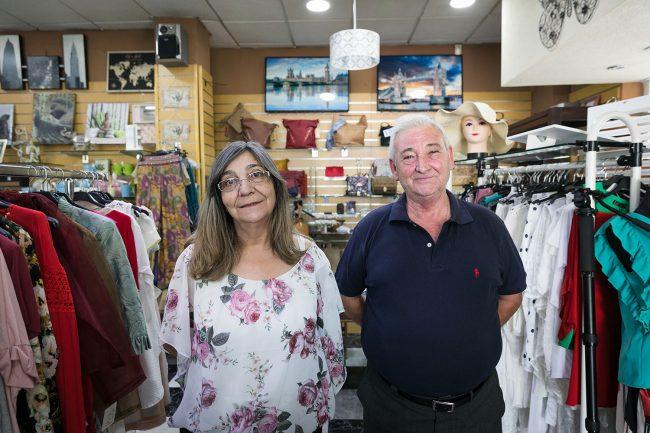 impacto de la covid-19 en el comercio de granada zoco barrio doctores beiro