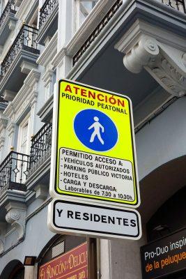 san antón peatonal Granada