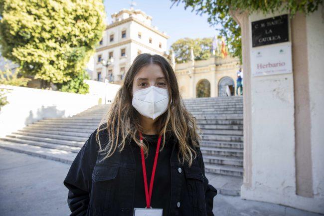 cierre Universidad de Granada