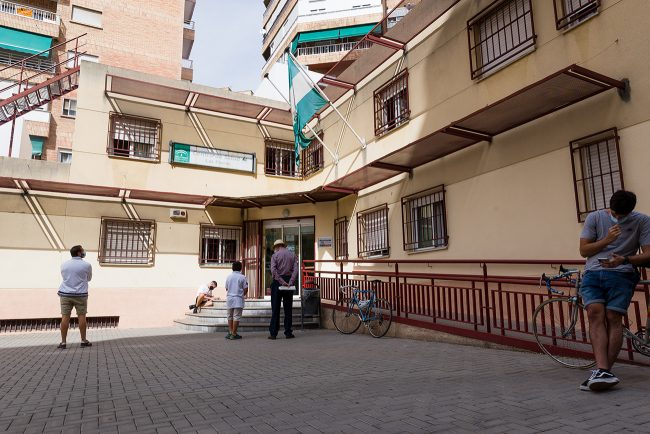 Centro de Salud de Camino de Ronda Granada
