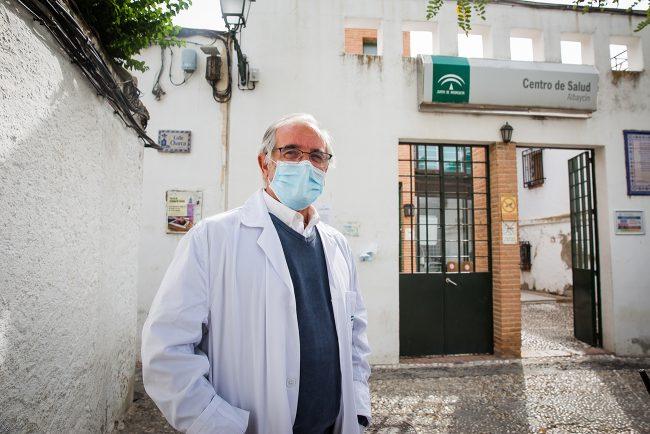 Miguel González Centro Salud Albaicín