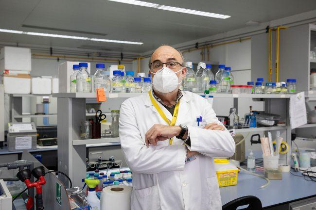 ignacio molina catedrático de inmunología ugr corona virus