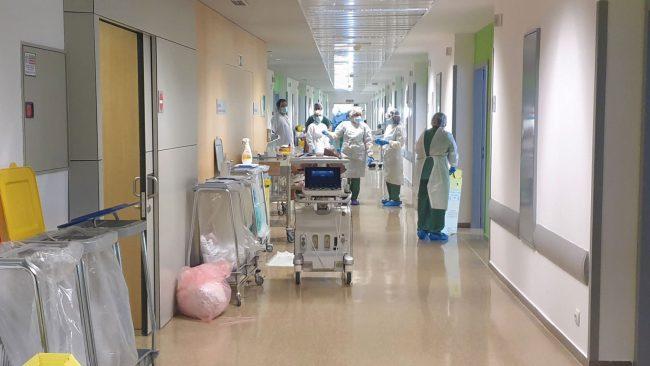 coronavirus planta hospital san cecilio pts granada