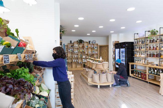 biosfera centro granada productos ecológicos