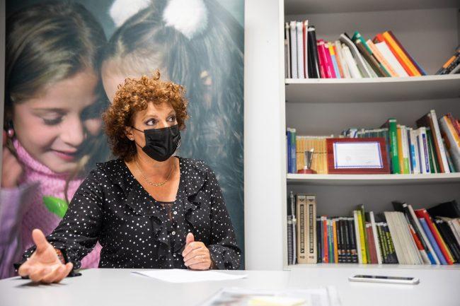 Luisa Fernández Fundación Secretariado Gitano Granada