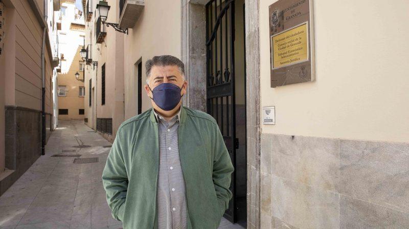 defensor del ciudadano de Granada, Manuel Martín