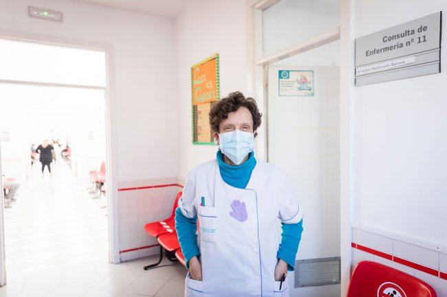 isabel toral centro de salud de cartuja