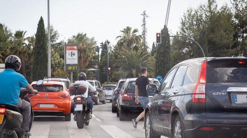 accidentes tráfico granada fotos lucía rivas
