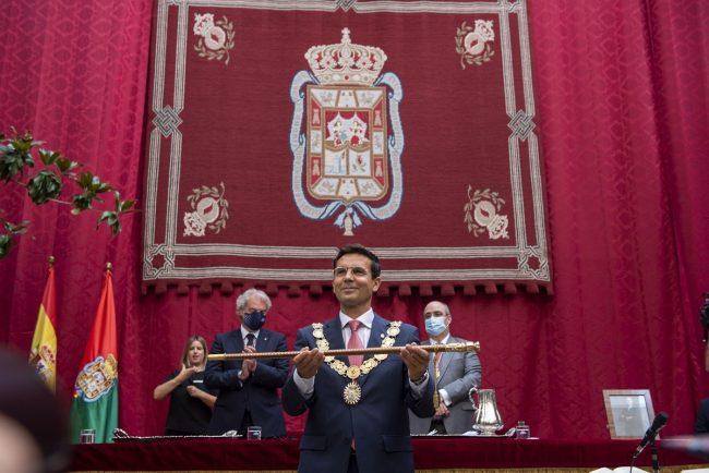 nuevo alcalde de Granada